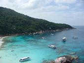 Similan Island  Snorkeling One Day Tour
