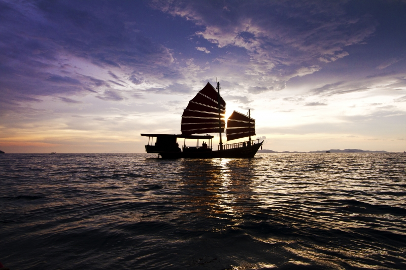 Krabi Sunset Dinner Cruises
