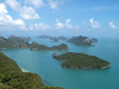 Angthong National Marine Park by Seatrans Discovery Yacht