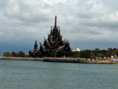 Sanctuary of Truth with dolphins show and feeding