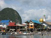Phang Nga Bay and James Bond Island  by Big Boat / Speedboat