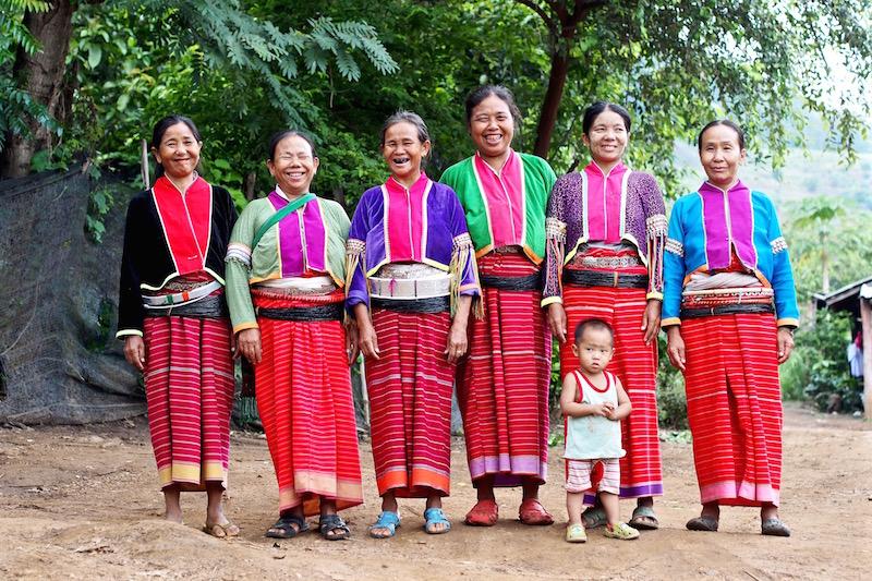 Chiangmai  Palong Village Chiangrai