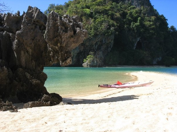 Kayaking & Snorkelling at Hongs Island By Longtail boat