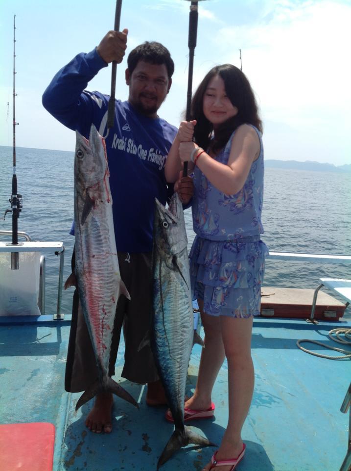 Krabi Fishing Tours