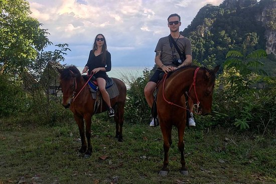 Horse Riding and  Krabi Nature
