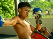 Thai Boxing at Ao Nang Krabi Stadium