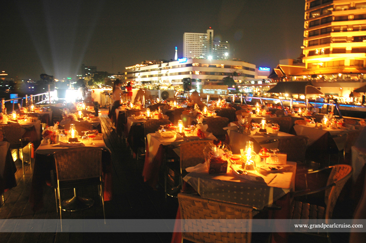 Candle Light Dinner By Grand Pearl Cruise