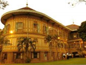 Vimarnmek  Teak Wood Mansion