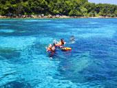 Surin Island by Speedboat
