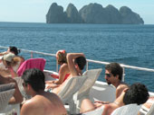Phuket to Krabi by big Boat and Speed Boat