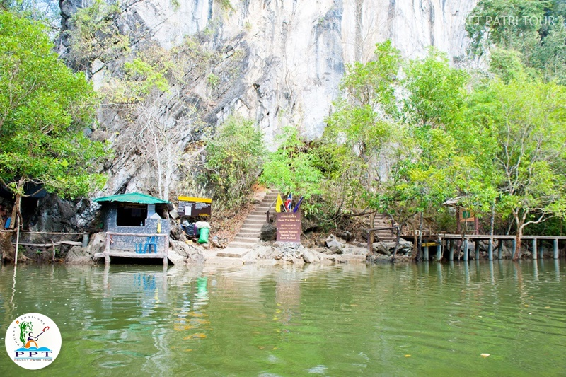 Daily 4 in 1  with Canoeing in Phang Nga Bay by Big Boat