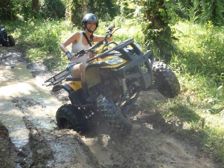 Ao Luek ATV Krabi