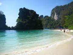 Hong Island & Nok Island with Kayaking and Snorkeling Sunset tour by Speed boat