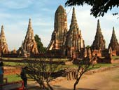 4 Days 3 Nights Cycle Tour Central Thailand