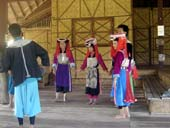 Long Neck and other Hill Tribes at Baan Thong Loung