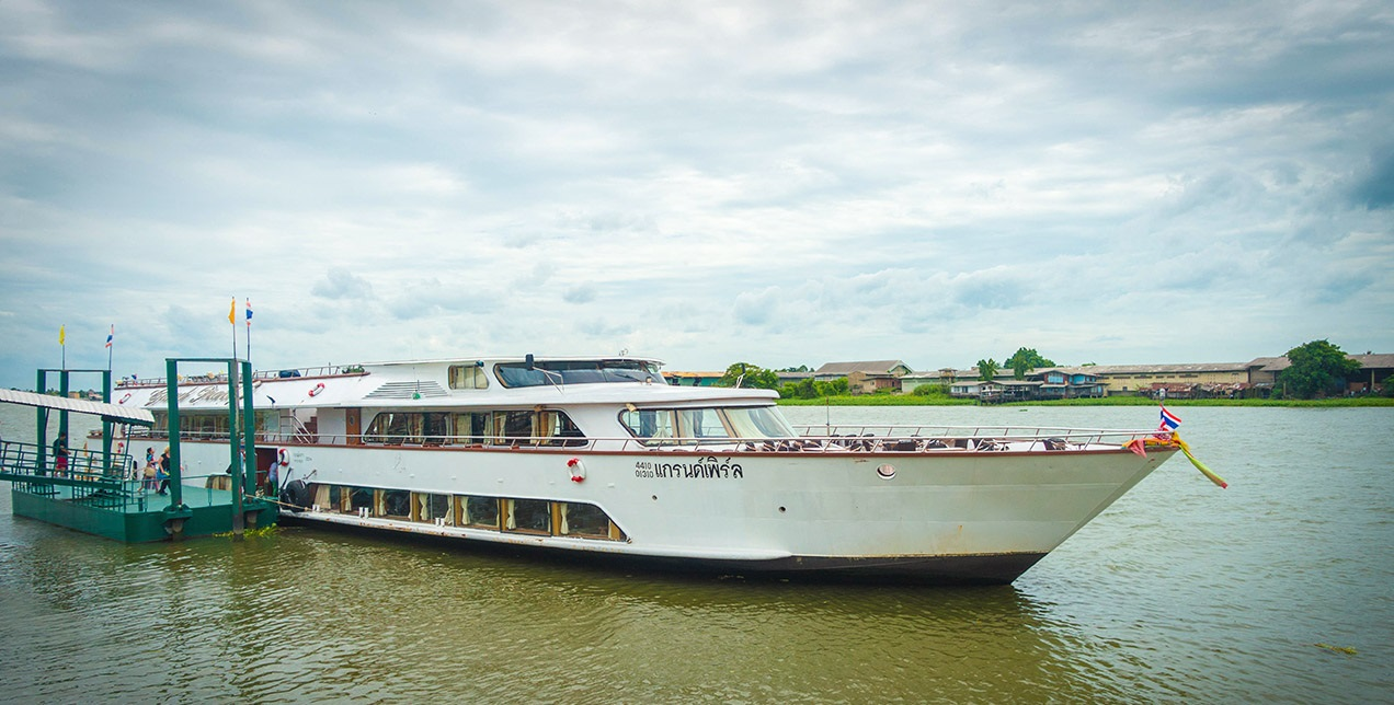 Ayutthaya Cruise by Grand pearl