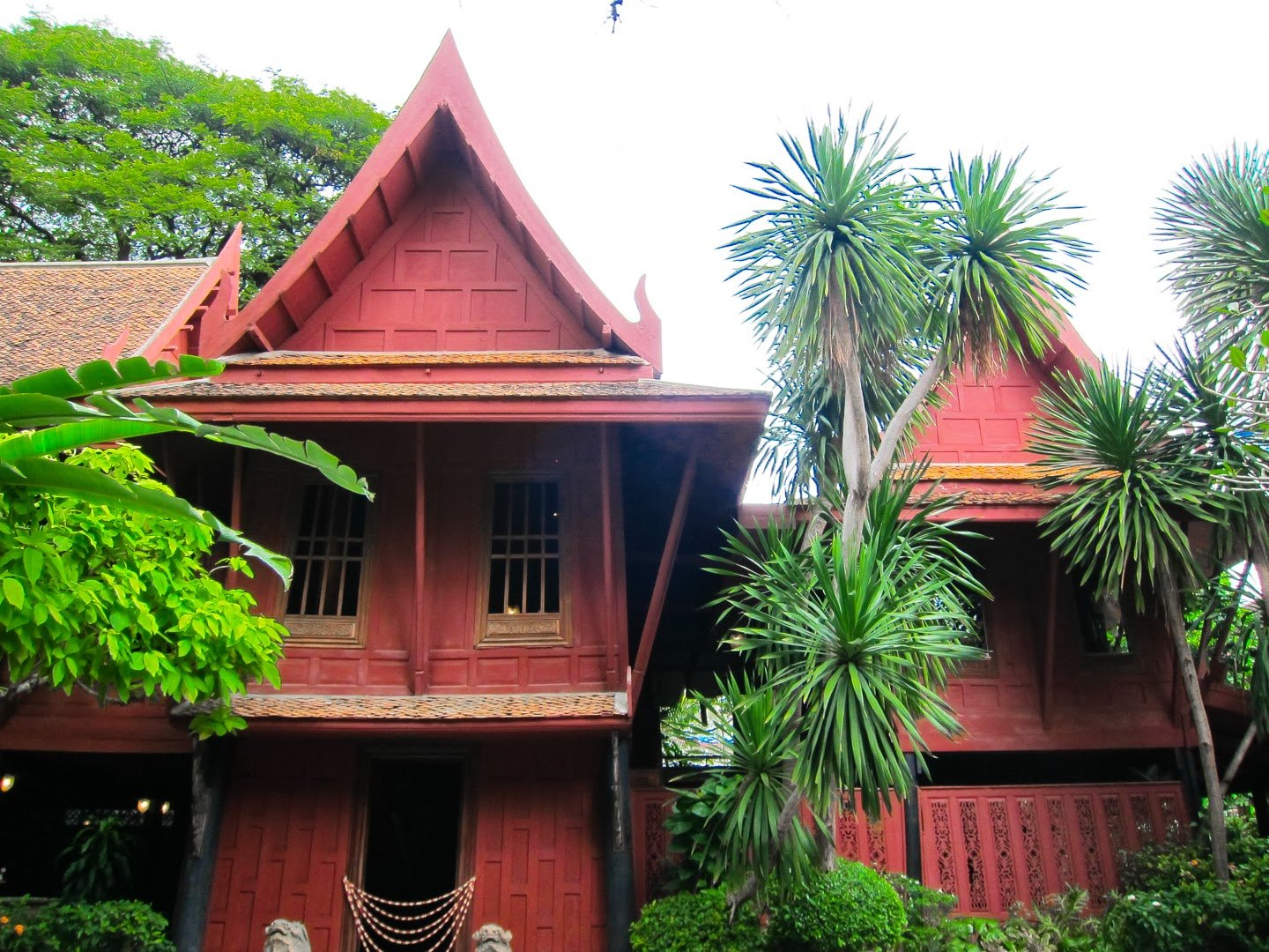Jim Thompson House Combined Vimarnmek Museum Tour