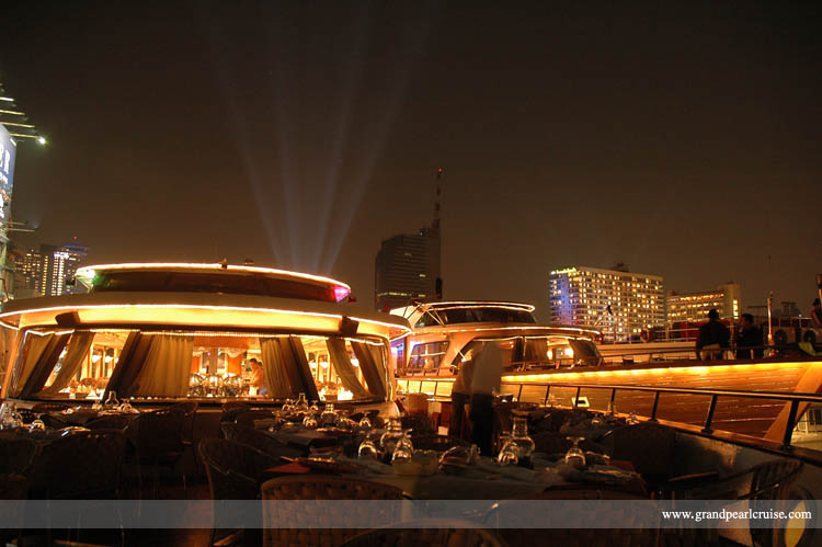 Dinner Cruise by Grand Pearl